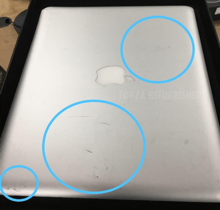 C grade MacBook